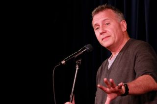 Stand-up comedian actor writer and musician Paul Reiser