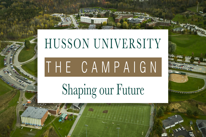 The Campaign: Shaping our Future