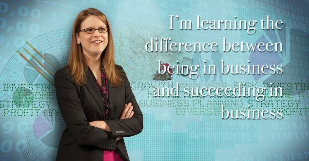 Nicole Morgan, Business Administration, School of Business and Management