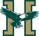 Husson University footer logo