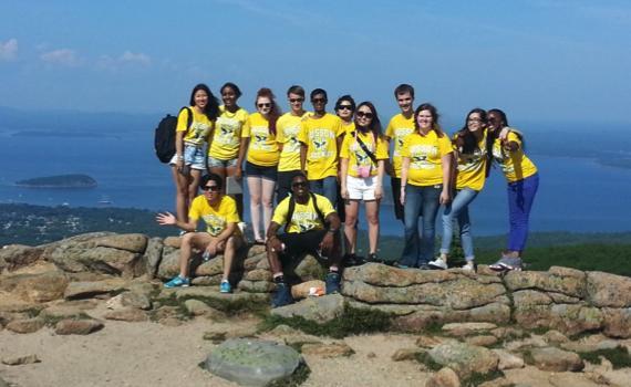 EAGLEweek trip to Acadia National Park