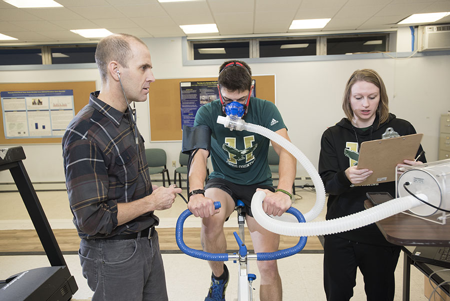 how to become an exercise science professor