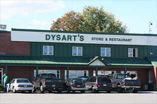 Dysart's Travel Stop