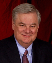 James F. Dicke II, chairman and chief executive officer of the Crown Equipment Corporation