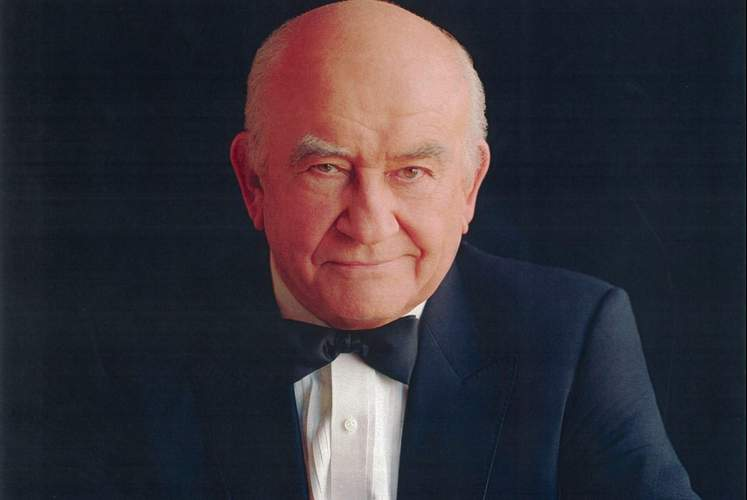 Ed Asner stars in A Man and his Prostate