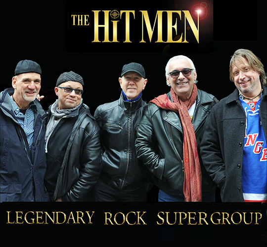 The Hit Men Legendary Rock Group