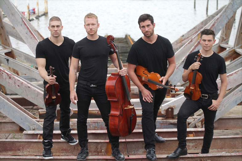 String quartet Well-Strung