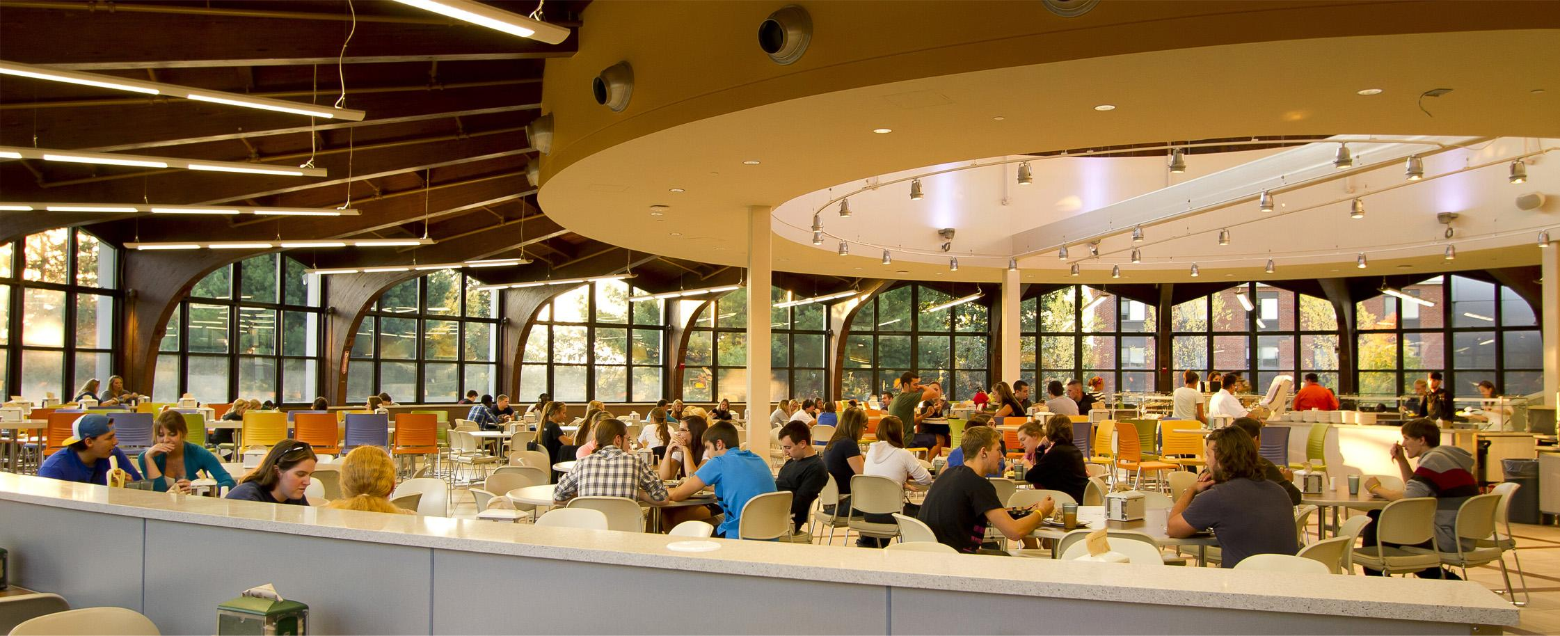 Dining for U of t dining hall hours